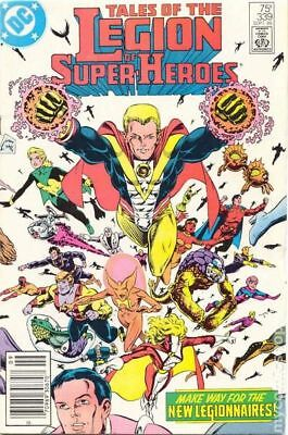 Legion of Super-Heroes (1980 2nd Series) #339 VF STOCK IMAGE