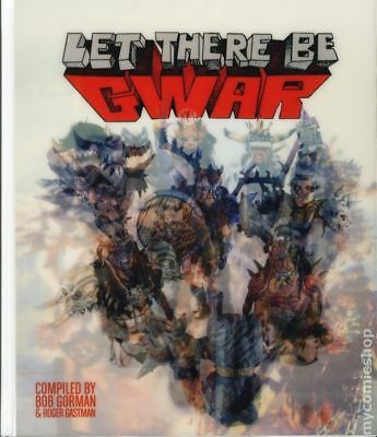 Let There Be GWAR HC (2015 Gingko Press) #1-1ST NM STOCK IMAGE