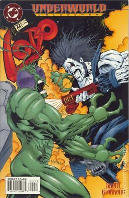 Lobo (1993 2nd Series DC) #22 VF STOCK IMAGE