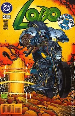 Lobo (1993 2nd Series DC) #24 VG STOCK IMAGE LOW GRADE
