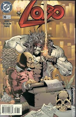 Lobo (1993 2nd Series DC) #36 VF/NM 9.0 STOCK IMAGE