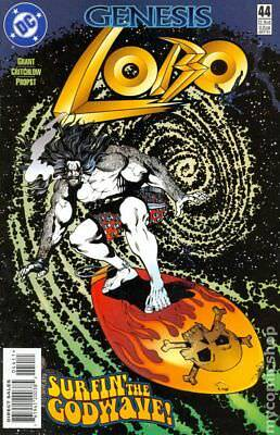 Lobo (1993 2nd Series DC) #44 FN/VF 7.0 STOCK IMAGE