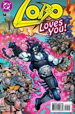 Lobo (1993 2nd Series DC) #54 VF+ 8.5 STOCK IMAGE