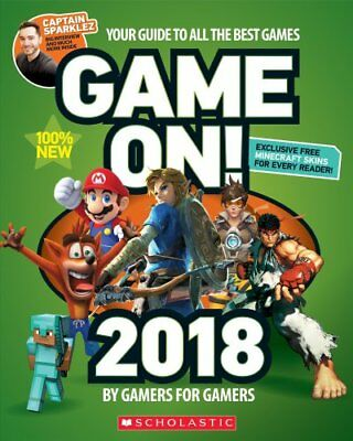 Game On! 2018 by Scholastic (Paperback, 2017)