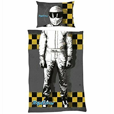 Top Gear The Stig Duvet - Single Size