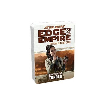 Star Wars: Edge of the Empire Specialization Deck: Trader