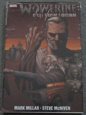 OLD MAN LOGAN..MARK MILLAR/McNIVEN..MARVEL 2009 1ST PRINT HARDBACK GRAPHIC..VFN+