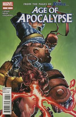 Age of Apocalypse #6 VF/NM; Marvel | save on shipping - details inside