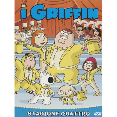 Griffin (I) - Stagione 04 (3 Dvd)
