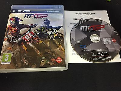 PS3 : MXGP  The Official Motocross Videogame