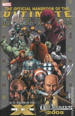 Official Handbook Ultimate Marvel Universe Ultimates X-Men #2005 VF STOCK IMAGE