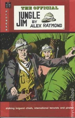 Official Jungle Jim (1988) #2 VF STOCK IMAGE