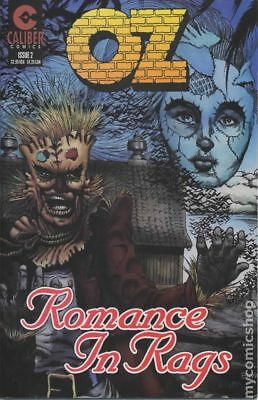 Oz Romance in Rags (1996) #2 VF STOCK IMAGE