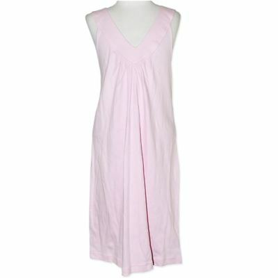New Womens Sleepzone Pink Cotton Short Nightie Size 8,10,12,14,16