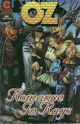 Oz: Romance in Rags #3 VF/NM; Caliber | save on shipping - details inside