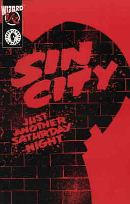 Sin City: Just Another Saturday Night #1/2 (½ half) VF/NM; Dark Horse | save on