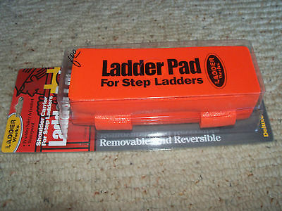 NOS Ladder Works Shoulder Carrier Ladder Pad for Step Ladders