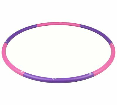 Opti Weighted HulaHoop for Fitness fat loss and Fun
