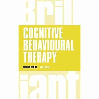 Cognitive Behavioural Therapy (Brilliant Business) - Paperback NEW Dr Stephen Br