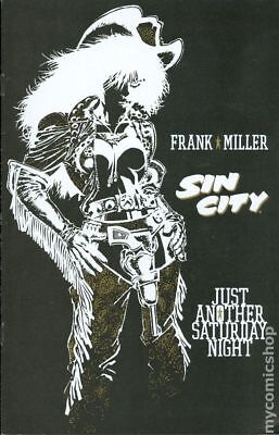 Sin City Just Another Saturday Night (1998) #1 VF 8.0 STOCK IMAGE