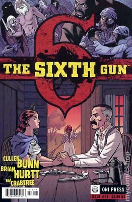 Sixth Gun (2010 Oni Press) #16 VF 8.0 STOCK IMAGE