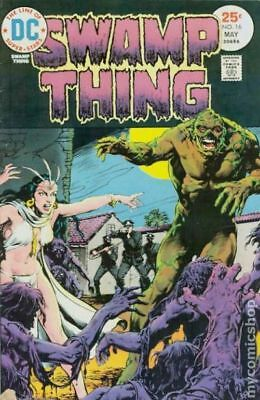Swamp Thing (1972 1st Series) #16 FN- 5.5 STOCK IMAGE LOW GRADE