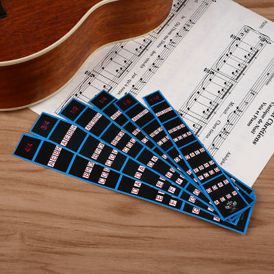 DIY Violin Fingerboard Sticker Guide Notes Learning Marker 1/2 1/4 3/4 4/4 1/8