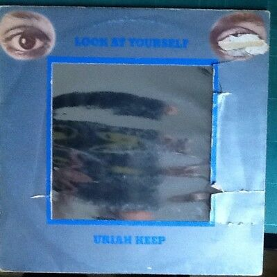 URIAH HEEP - Look At Yourself   1st Issue