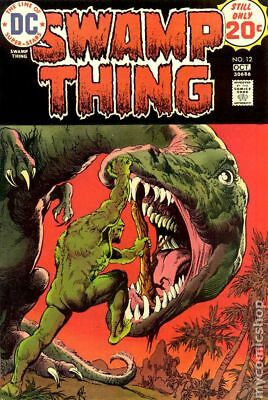 Swamp Thing (1972 1st Series) #12 VG/FN 5.0 STOCK IMAGE LOW GRADE