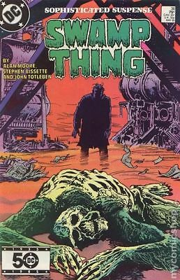 Swamp Thing (1982 2nd Series) #36 VF STOCK IMAGE