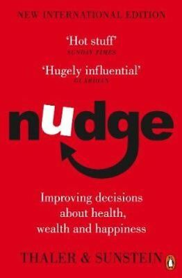 Nudge Improving Decisions About Health, Wealth and Happiness 9780141040011