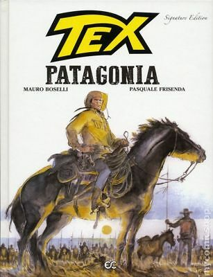Tex Patagonia HC (2017 Epicenter Comics) #1-1ST NM STOCK IMAGE