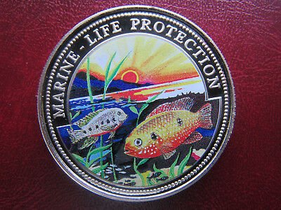 10 Sika, Ghana 2000, Marine life protection, Bestzustand,