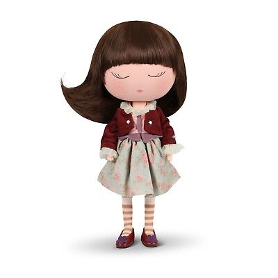 Anekke Doll Cozy with Maroon Outfit 21730 - NKT