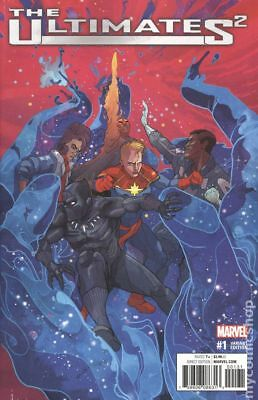 Ultimates 2 (2016 Marvel) #1B NM 9.4 STOCK IMAGE
