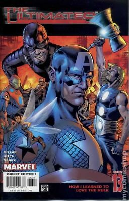 Ultimates (2002 1st Series) #13 VF STOCK IMAGE