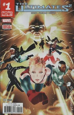 Ultimates 2 (2016 Marvel) #1D NM STOCK IMAGE