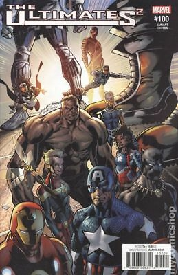 Ultimates 2 (2016 Marvel) #100B NM STOCK IMAGE