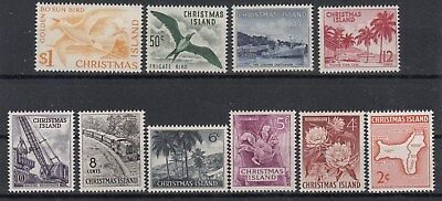 1963 Pictorial set of 10 stamps.SG11/20.MUH/MNH.High retail. Going cheap