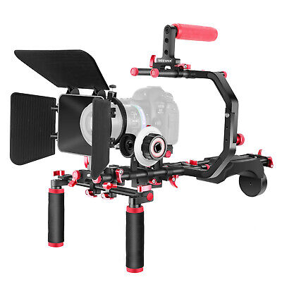 Neewer Film Movie Video Making System Kit C-shaped Bracket for Canon Nikon Sony