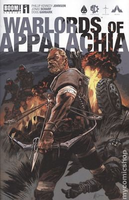 Warlords of Appalachia (2016) #1A NM STOCK IMAGE