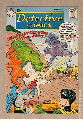 Detective Comics (1937 1st Series) #277 VF- 7.5