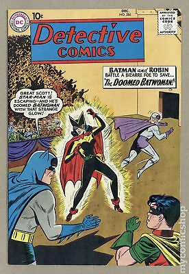 Detective Comics (1937 1st Series) #286 VF 8.0