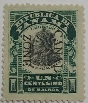 Canal Zone Unused Stamp.....u.s Stamps
