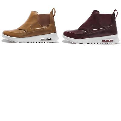 Nike Wmns Air Max Thea Mid Chelsea Boots Leather Women Shoes Sneakers Pick 1