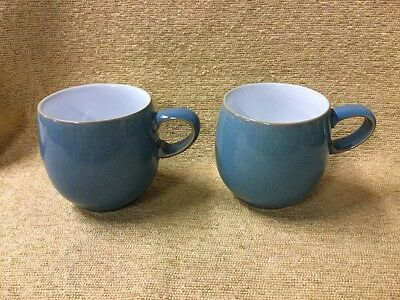 Two Denby Cups
