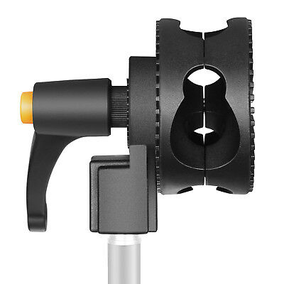 Neewer Photography Swiveling Grip Head Angle Arm Reflector Holder Stand Clamp