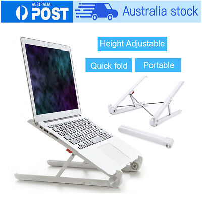 NEXSTAND Universal Folding Laptop Table Desk Stand Mount Holder Adjustable Stand