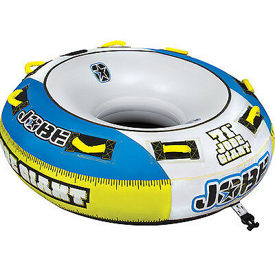 Jobe Giant 3 Towable Water Ski Tube Inflatable Biscuit Boat Ride