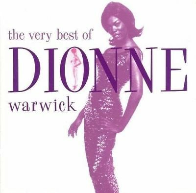 DIONNE WARWICK The Very Best Of CD BRAND NEW
